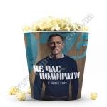 """Стакани паперові для попкорна """"007: Не час помирати"""" V46 (1,5л), V85 (3л), V170 (6л), Україна"""