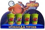 POS для пластиковых стаканов «Смешарики», Россия